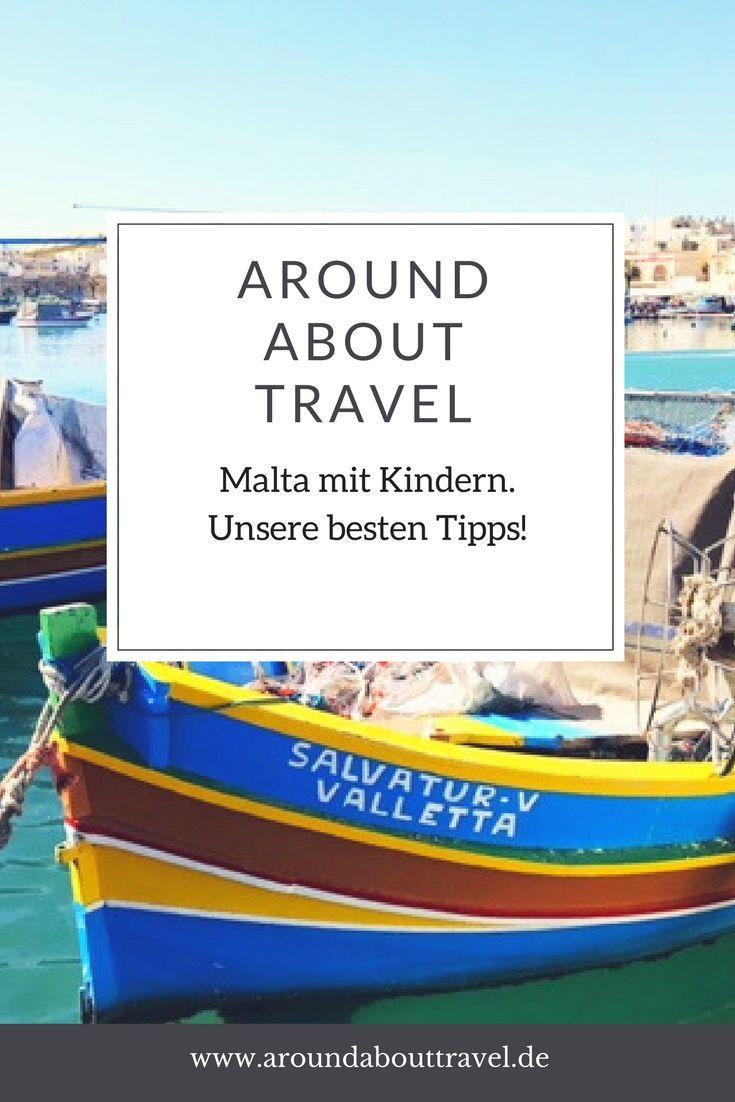 Unser wunderschöner Tripp nach Malta mit der Familie. Tipps & Empfehlungen! #malta