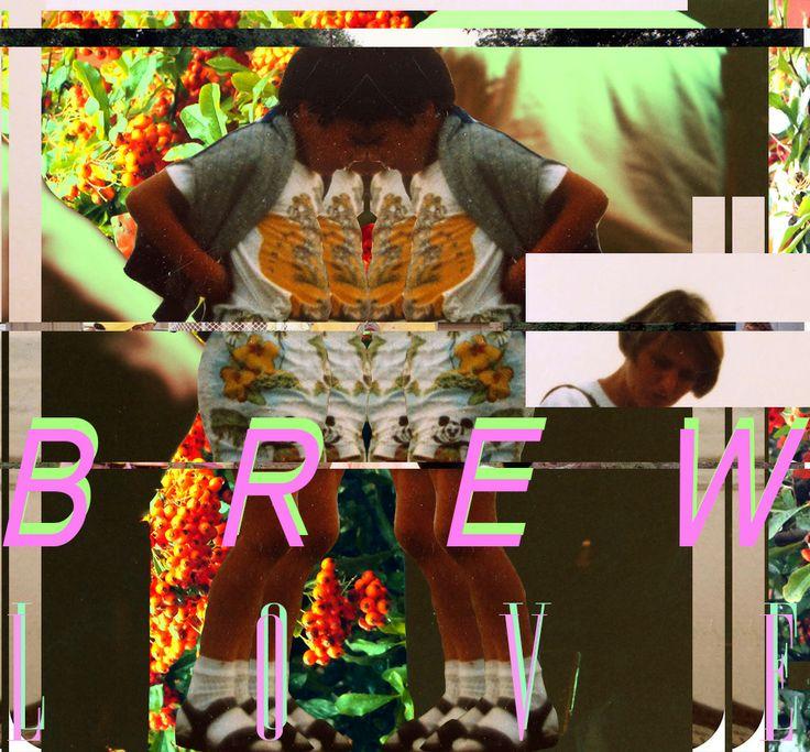 Brew computer collage 2013 by Simon Van Weereld