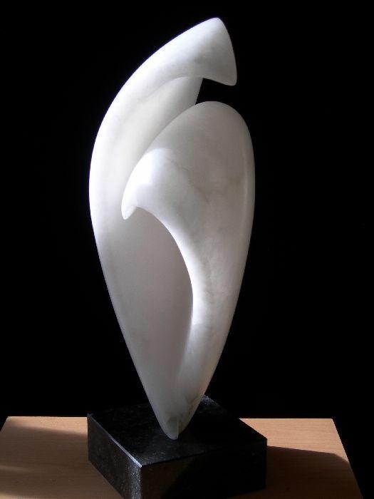 14 Beelden Jan van der Laan- albast- 2004- Inkeer