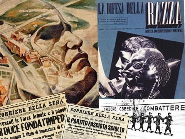 mussolini and propaganda essay What are the similarities and differences between stalin, hitler & mussolini (for an essay) things like propaganda, secret police, media control, beliefs etc etc thanks :).