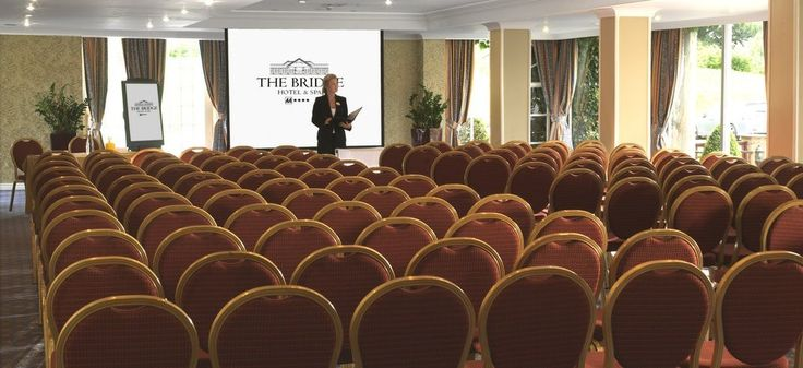 Wow your clients and guests with our exquisite meeting rooms - we can hold up to 200 people theatre style