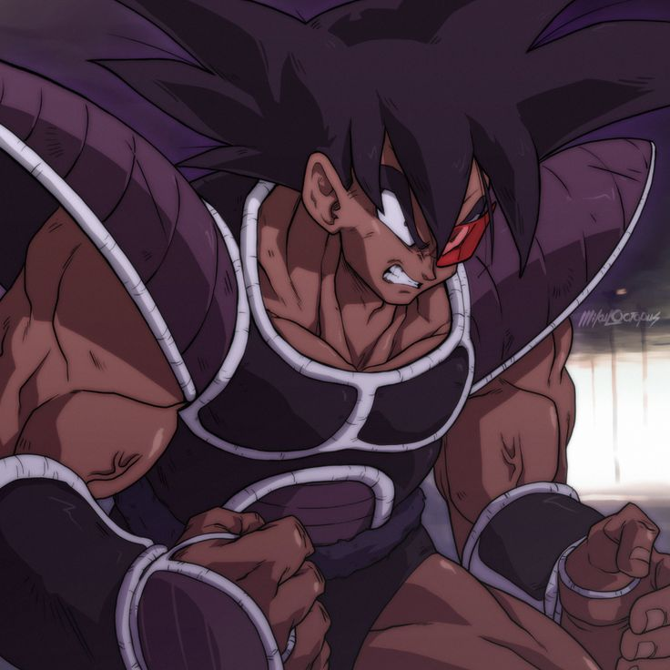 Tree of Might was my introduction into DBZ, and really anime in general. Between Turles, Bardok and Goku, when I first started watching DBZ I had a hard time keeping the characters' name's straight.