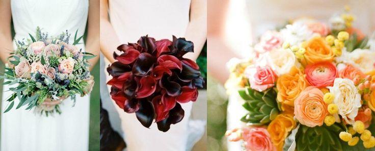 Impreuna cu FloriDeLux v-am pregatit un articol care sa inspire in alegerea corecta a combinatiilor de culori si tipuri de flori pentru nunta.