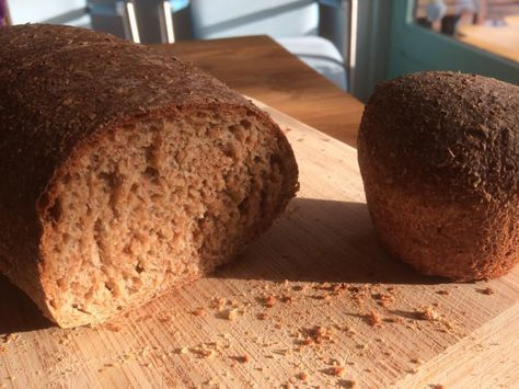 Perfect volkorenbrood