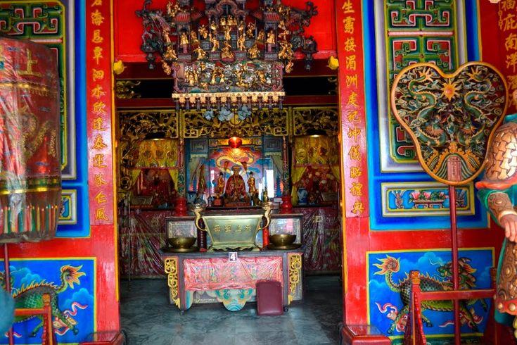 Klenteng Hok An Kiong Surabaya Peninggalan Sejarah Kebudayaan di Jawa Timur - Jawa Timur