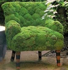Moss Garden Chair .. Mossacres.com