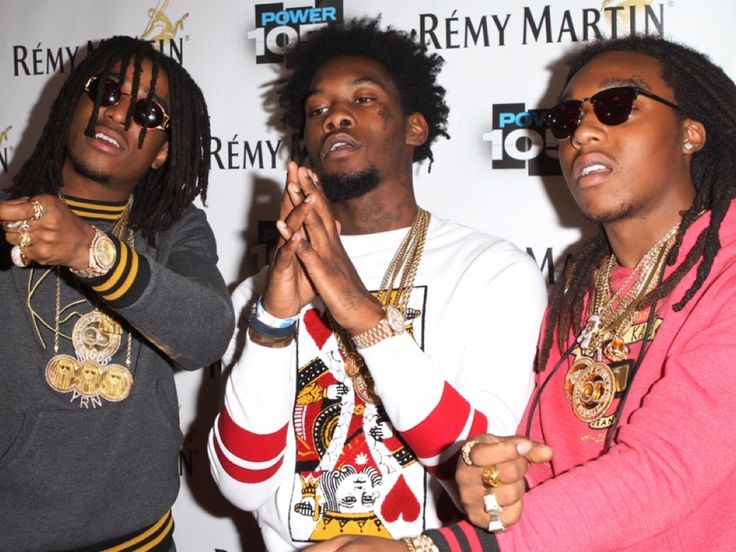 """Migos Offer """"Rain Drop, Drop Top"""" Valentine's Day Cards; Blast Rappers With Ghostwriters (VIDEO) -"""