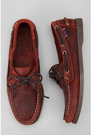 Love a good boat shoe.