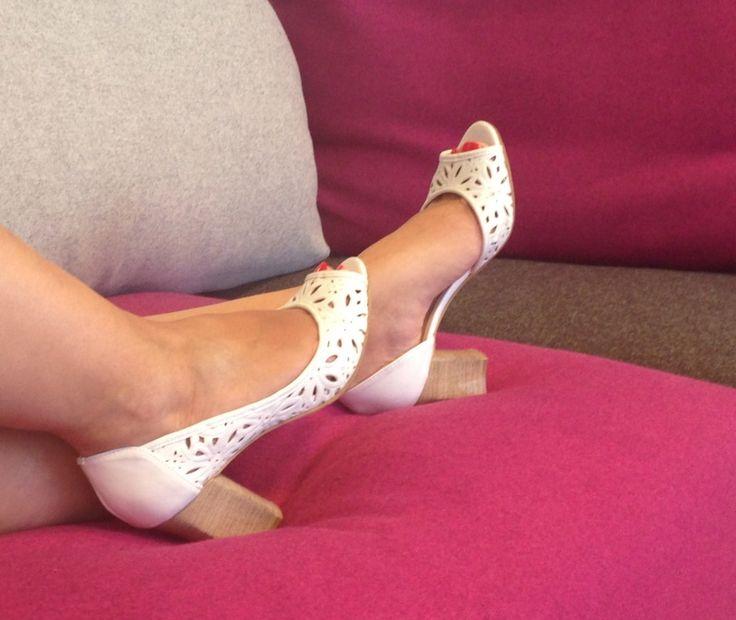 Kimi - white   Pumps   EN& schoenen: en eco en fabulous