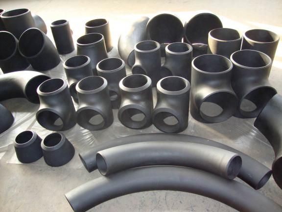 Alloy Steel Seamless & Welded Pipe Fittings