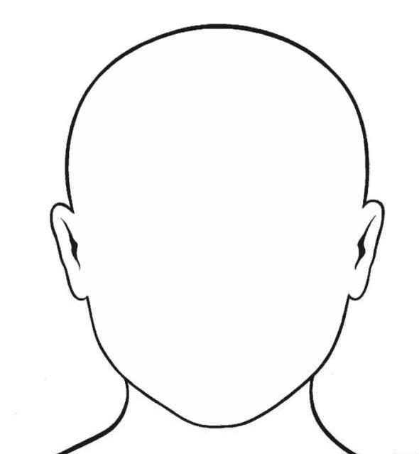Дорисуй лицо