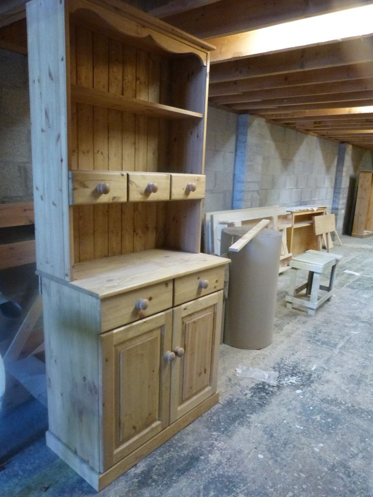 2 door spice dresser all ready to g o to it's new home; http://pinewelshdressers.co.uk/