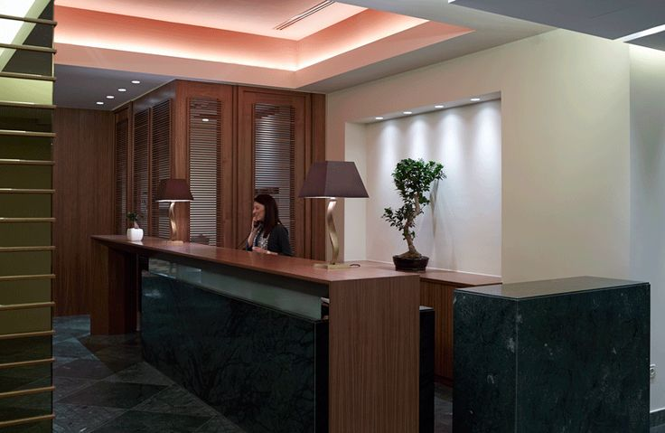 24 hour front desk at your service! #SamariaHotel #Chania #Crete