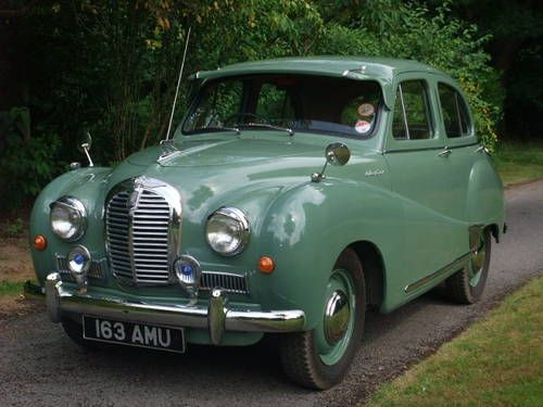 1954 Austin A40 Somerset 4 Door Sedan. Maintenance/restoration of old/vintage vehicles: the material for new cogs/casters/gears/pads could be cast polyamide which I (Cast polyamide) can produce. My contact: tatjana.alic@windowslive.com