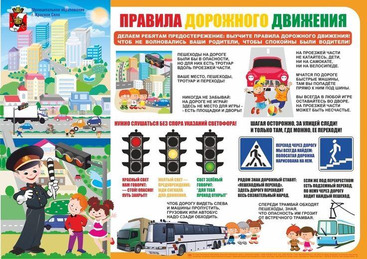 Картинки по запросу плакаты правила дорожного движения
