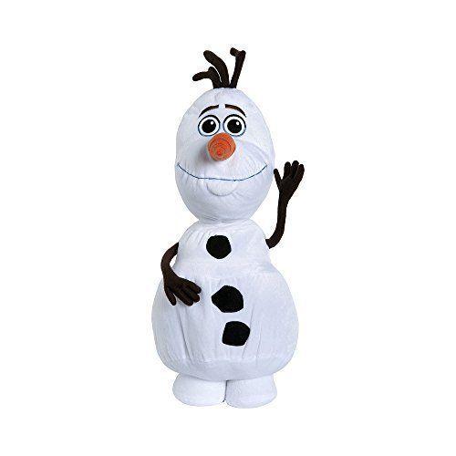 Disney Frozen Olaf Cuddle Pillow Home & Kitchen Features, New #Disney