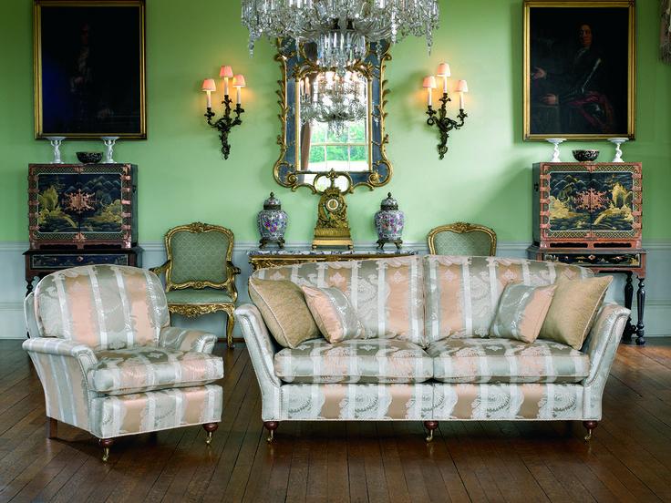 Королевский стиль от фабрики Duresta | HomeNiNo.ru — портал о дизайне интерьера