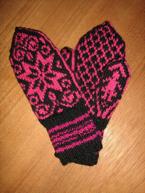 Selbu Mittens So Beautiful