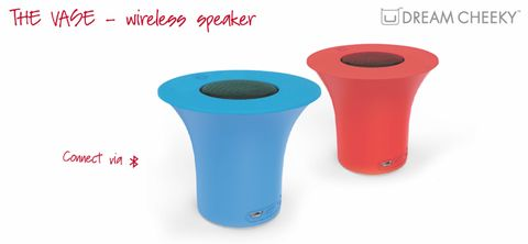 The Vase - Wireless Speaker