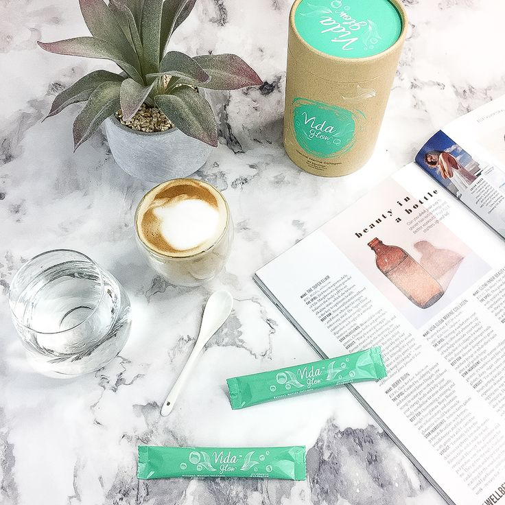 Our Original Vida Glow marine collagen is the most convenient of our range of blends! 💚 It's so easy to include into your daily diet because there is no taste or smell, making it ideal to add into any food or drinks. We love adding original to coffee!! ☕️ .
