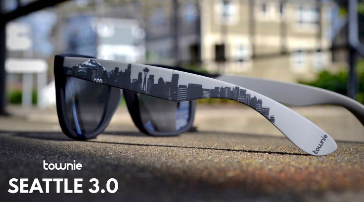 We are proud to introduce the Seattle 3.0. We went back to the drawing board to create a superior pair of polarized sunglasses. The 3.0 features our new advanced digital printing, higher quality hinges and a comfortable matte finish. Seattle is our home. These shades are for you.