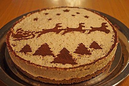 Spekulatius-Frischkäse-Torte