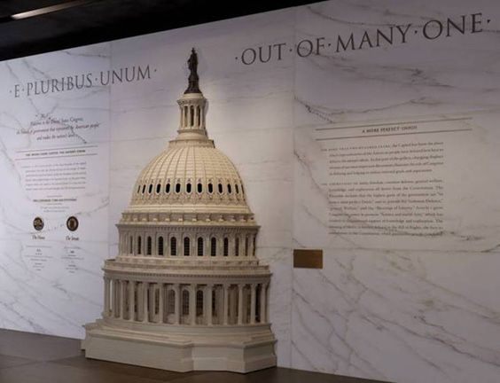 Views of the Exhibition Hall | U.S. Capitol Visitor Center