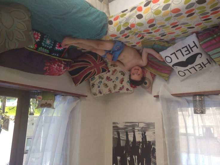 Shells den/garage hideout !!!  No boys allowed !!!! JUDE XX