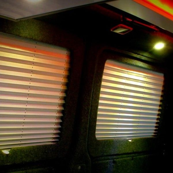 Slate Cellular Thermal Blackout Window Blinds Vw T5 T6