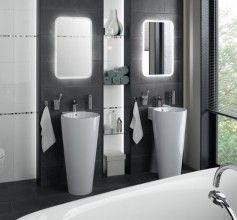 De kamer waar licht toch vaak het belangrijkste is. Wij hebben prachtige belichting voor in de badkamer. | Hornbach
