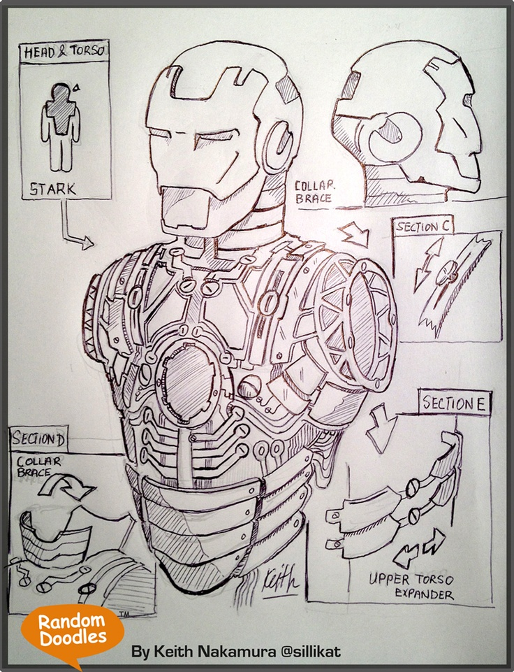 labeled diagram of iron man iron man schematics