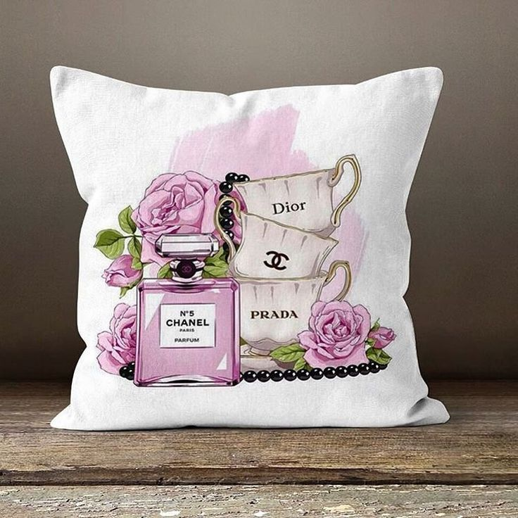 Pink Throw Pillow Cover Square Suede Velvet Pink Rose Cushion Cover Perfume Bottle Coffee M Throw Pillows Pink Throw Pillows Throw Pillow Covers