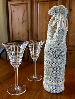 17 Best images about Crochet Home on Pinterest Wine ...