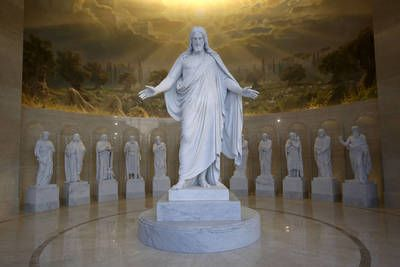 Pin By Barbara Rolfe On Insp Fhe Lds Temple Art Statue Temple Pictures
