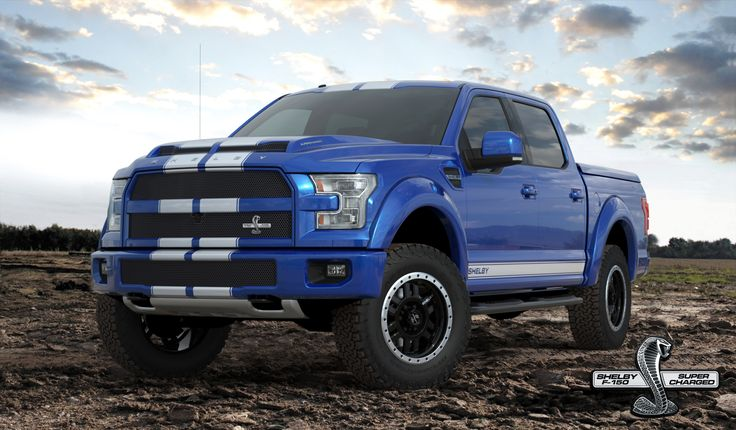ford trucks | 2015 Ford F-150 Tuscany Shelby Cobra | Like Nothing Else You've Seen