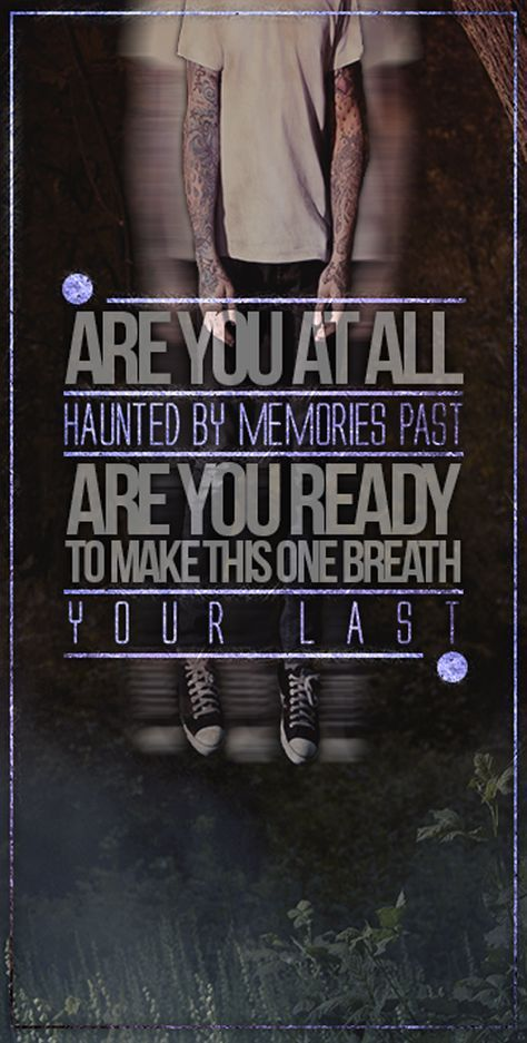 Chasing Ghosts // The Amity Affliction
