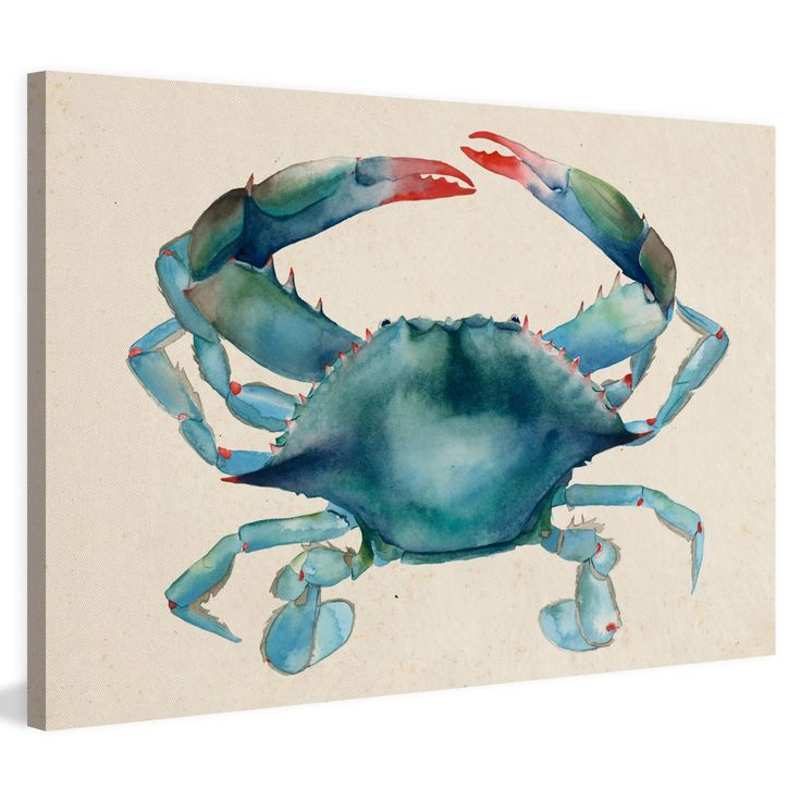 Marmont Hill Sea Dweller III Painting on Wrapped Canvas - MH-WAG-223-C-18
