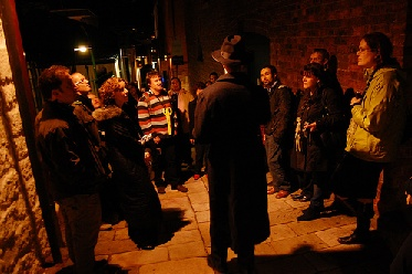 Go on every ghost tour in Sydney
