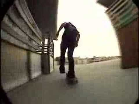 brian sumner...a cool christian skater dude from England, gotta love that! :)