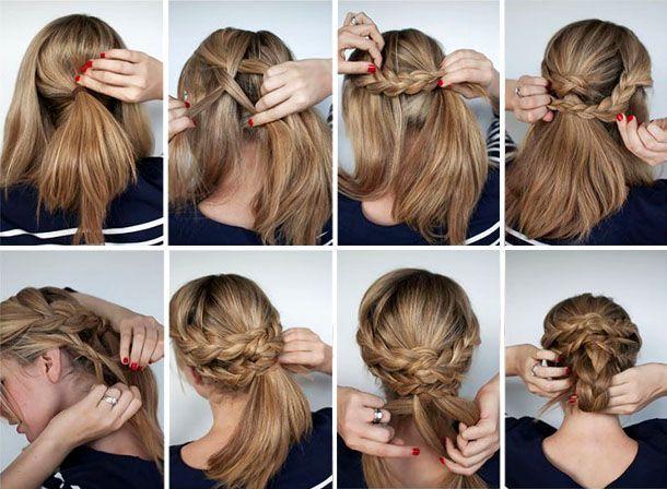 Как же хорошо выглядит прическа с плетением. Очаровательно… Плетение можно дополнить ленточками, заколками, тиарой, тонким обручем или мелкими резинками, которые скрепляют пряди, формируя изящный узор. Все для содания причесок можно купить у нас. В магазине все в наличии, наш тел: 0976683001  #hair #hairstyle #braid #волосы #идеипричесок #прическа #кудри #укладка #простыепрически #кудряшки #назаметку #пряди #стильнаяприческа #красивыеволосы #вседляволос