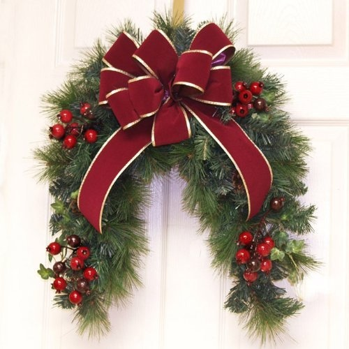 Christmas Swags Decorations: 17 Best Images About Christmas For The Mailbox On