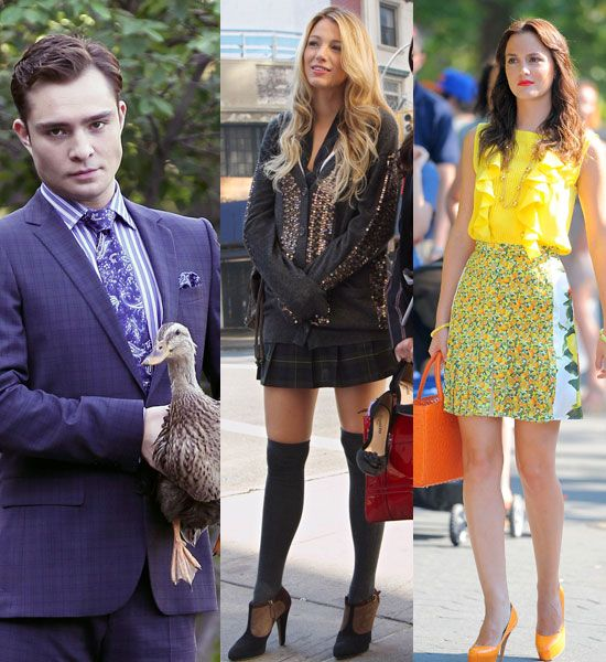 The last episode of Gossip Girl airs on ITV2 tomorrow so to celebrate we decided to revisit the best fashion moments from the show