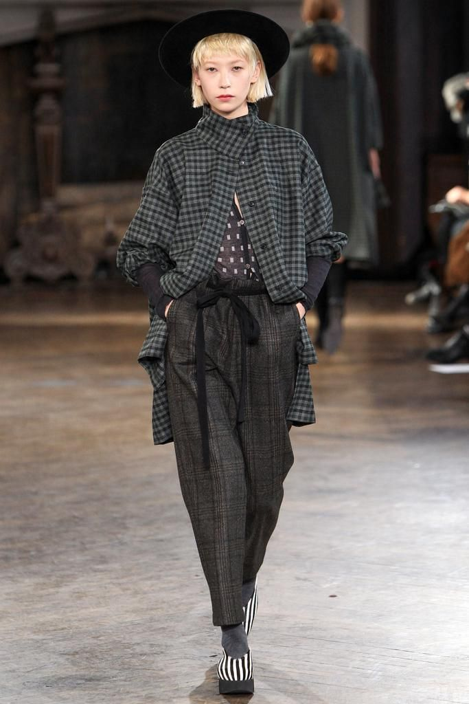 Creatures of Comfort Fall 2014 Ready-to-Wear - Collection - Gallery - Look 1 - Style.com