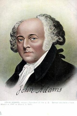 John Adams President of the United States