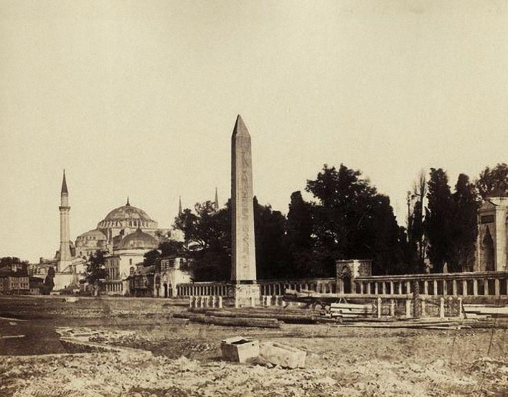Atmeydanı Basile Kargopoulo fotoğrafı / 1870
