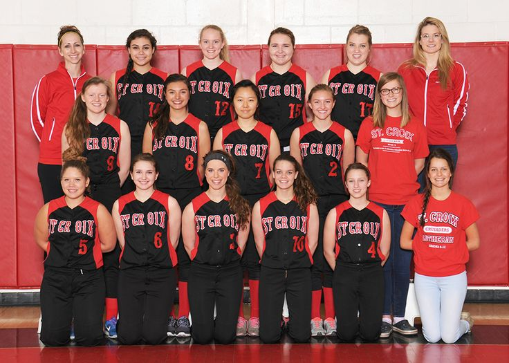 #SCLSports Softball The St. Croix softball program (fast pitch) includes JV and varsity teams open to grades 7-12. A weeklong summer skills camp is offered in July.
