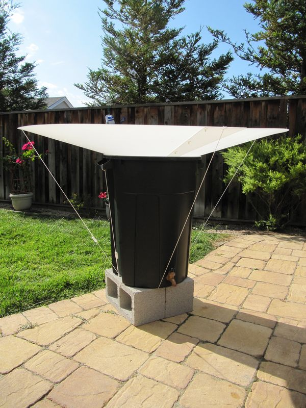 19 best ideas about rain water harvesting on pinterest for Rainwater harvesting at home