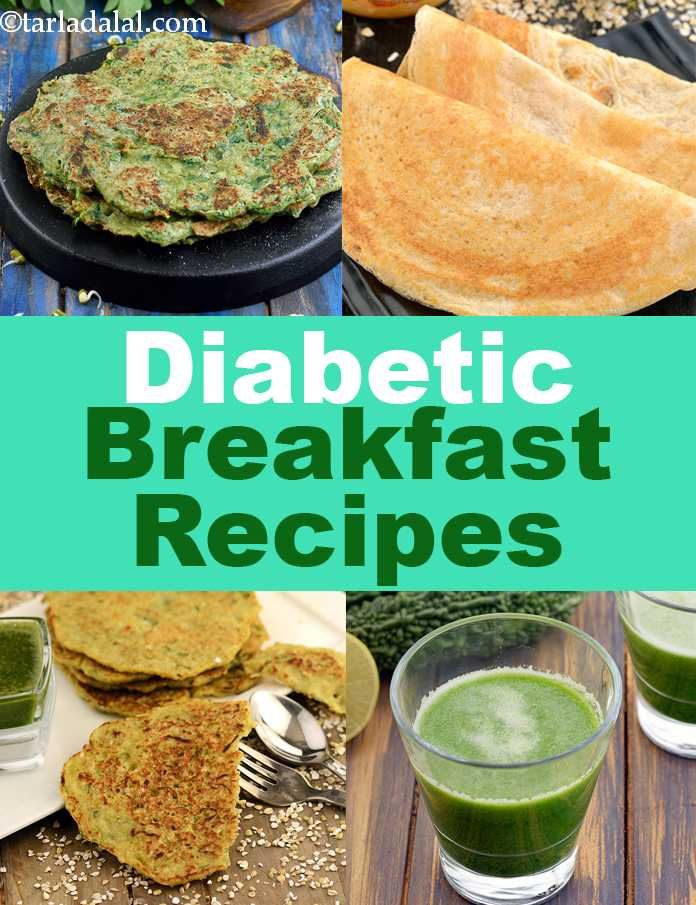 56 Diabetic Breakfast Recipes Indian Breakfast Recipes For
