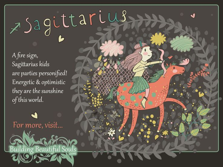 Discover in-depth info about the Sagittarius Child. Read all about the Sagittarius Girl and Sagittarius Boy in our Astrology & Zodiac Signs For Kids series!