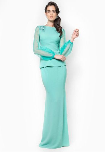 Baju kurung on pinterest